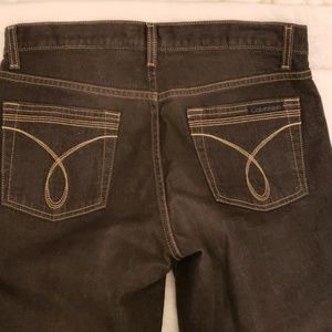 Vintage Calvin Klein black jeans
